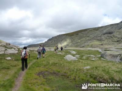Parque Regional Sierra de Gredos - Laguna Grande de Gredos;viajes diciembre;senderismo madrid